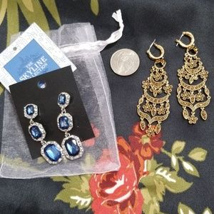 Earrings Monet & Skyline